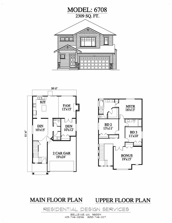 Residential Home We Offer Unique Single And 2 Story House Plans Custom Garage Plans Split Level Plans For